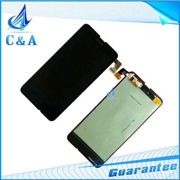 1 piece free shipping tested replacement repair parts 4.5 inch screen for Nokia Lumia 630 N630 lcd display with touch digitizer