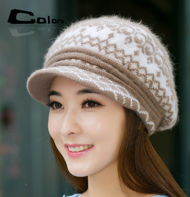 Knittig pattern for asian style hat