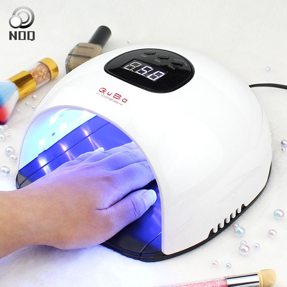 NOQ lampe à LED pour ongles Gel vernis 48 W UV lampes LED ongle 36 LED s UF lampe pour manucure sèche-ongles Machine pour tous les ongles