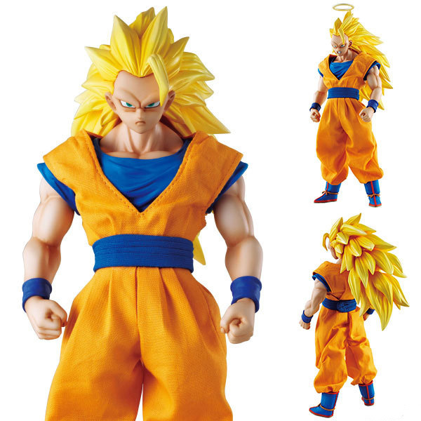 Dragon Ball Z Dimension of DRAGONBALL DOD Super Saiyan 3 Son Goku PVC Action Figure Resin Collection Model Toy Doll Gift Cosplay dragonball z sagas dragon ball super saiyan songoku son goku raditz radish kakarotto 15cm pvc action figure model kids gift