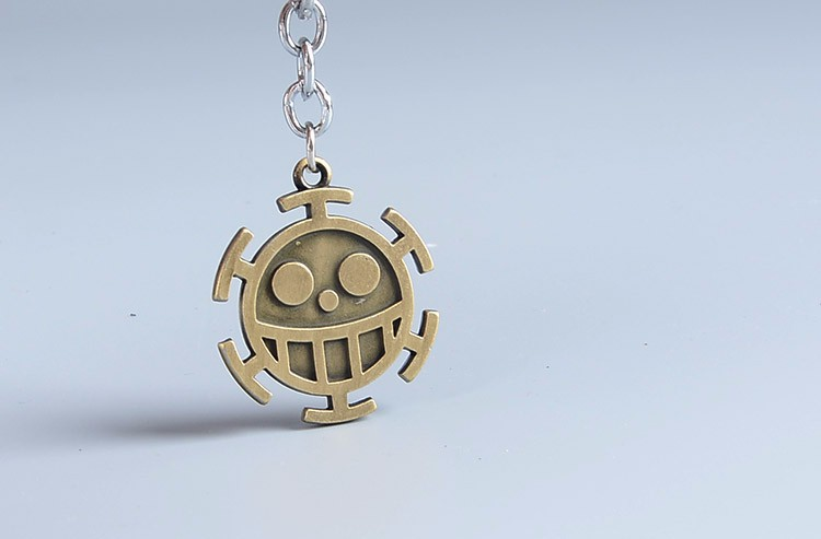 Hat Keychain One Piece Pendant