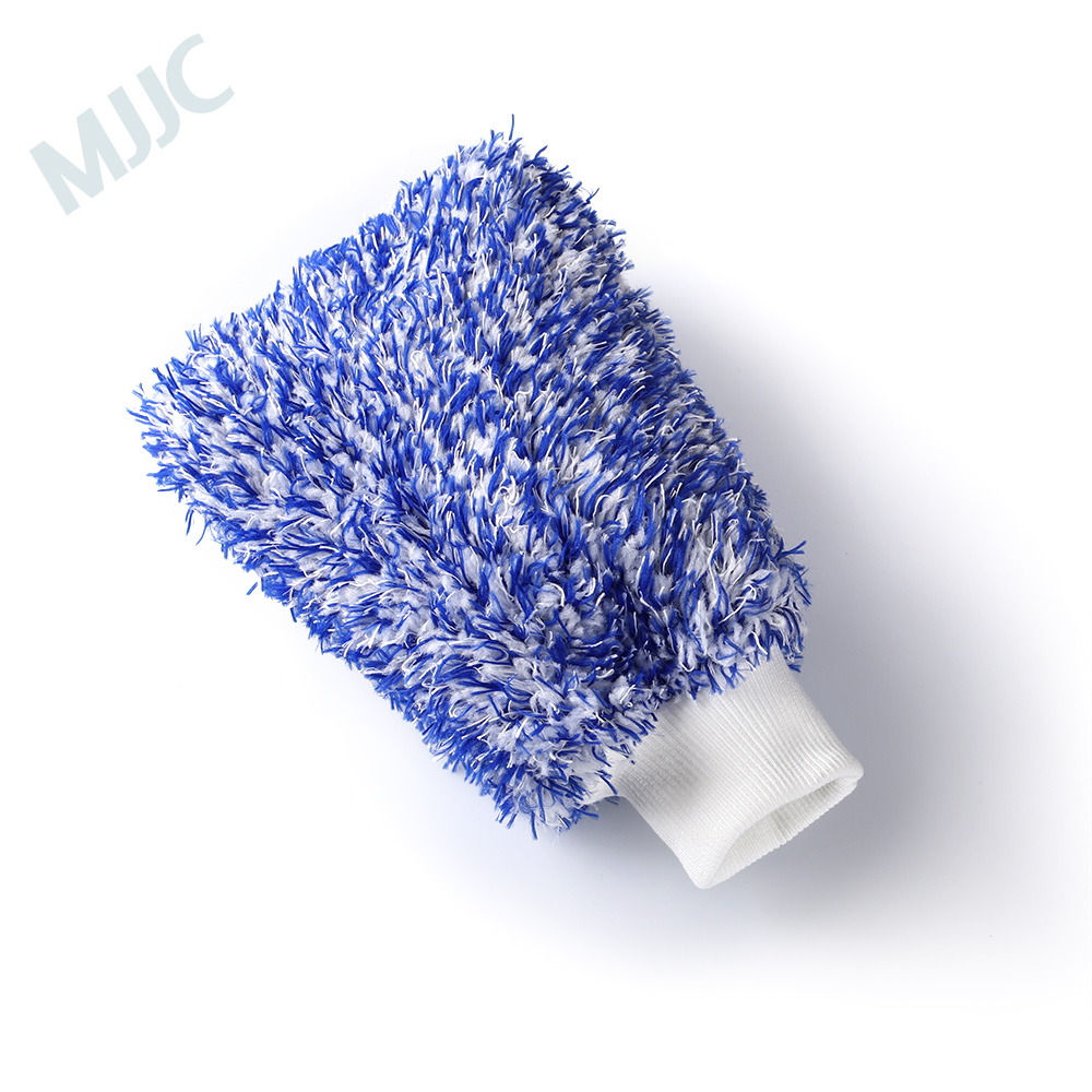 MJJC Soft Car Cleaning Glove Ultra Soft Car Wash Mitt Easy To Dry Auto Detailing Mitt Microfiber Madness Wash Mitt pearland oilers personalized oven mitt