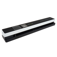 Skypix TSN480 A4 Document Scanner Portable Handheld HD 1200DPI Auto Paper Feed A4 Scanner JPEG PDF