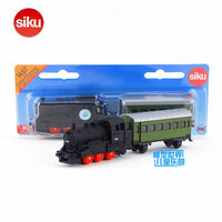 SIKU Diecast Metal Model The Simulation Steam Train Classical Educational Toy For Children S Gifts Or