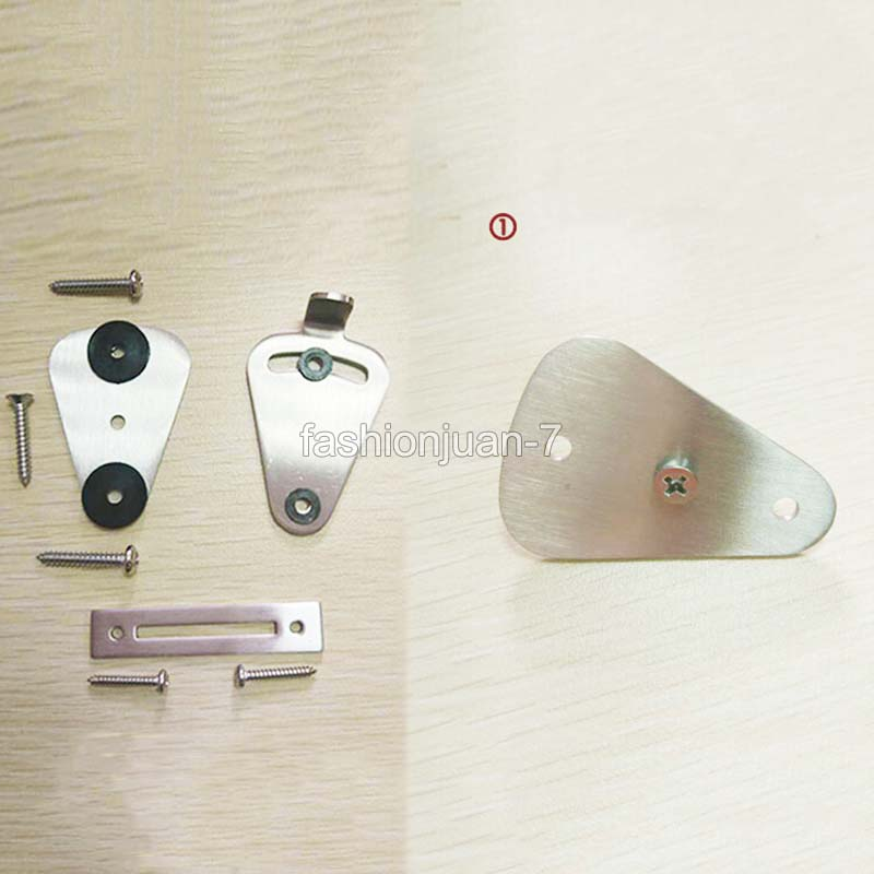 High Quality stainless steel lock for sliding barn door wood door latch hardware