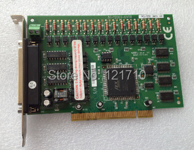 Industrial equipment ADLINK Data Acquisition card PCI-7230 51-12003-0A50