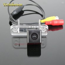 Парковка Камера для Mercedes Benz C160 C180 C200 C230 C240 C280 2001~ 2007 HD CCD Ночное видение Водонепроницаемый сзади камера