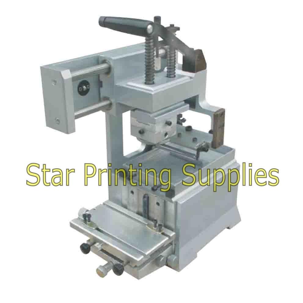 Pad printing machine start up kits: Pad printer + rubber pads + 2 custom plate diesPad printing machine start up kits: Pad printer + rubber pads + 2 custom plate dies
