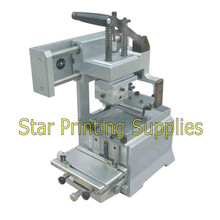 купить Pad printing machine start up kits: Pad printer + rubber pads + 2 custom plate dies дешево