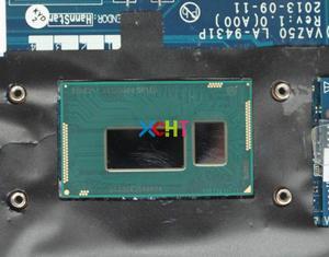 Image 4 - for Dell Latitude E7240 CN 0K3P5K 0K3P5K K3P5K VAZ50 LA 9431P i5 4300U Laptop Motherboard Mainboard Tested