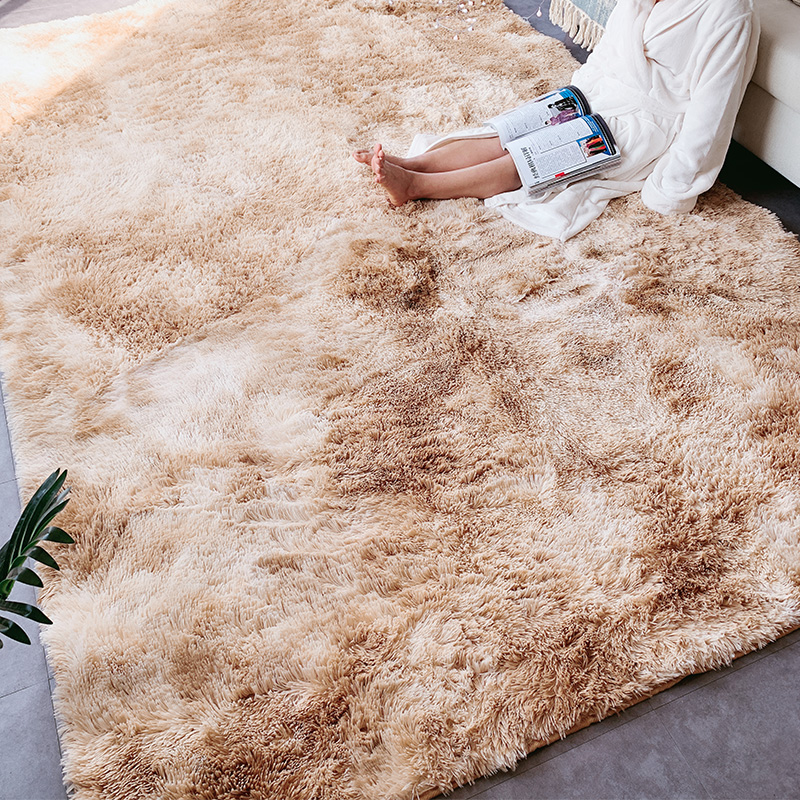 Living Room/bedroom Rug Antiskid Soft 300cm * 200 Cm Carpet Modern Carpet Mat Purpule White Pink Gray 21 Color
