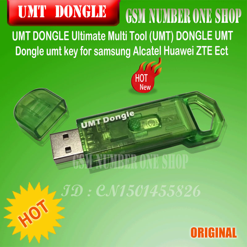New UMT DONGLE Ultimate Multi Tool (UMT) DONGLE UMT Dongle Umt Key For  Samsung Alcatel Huawei ZTE