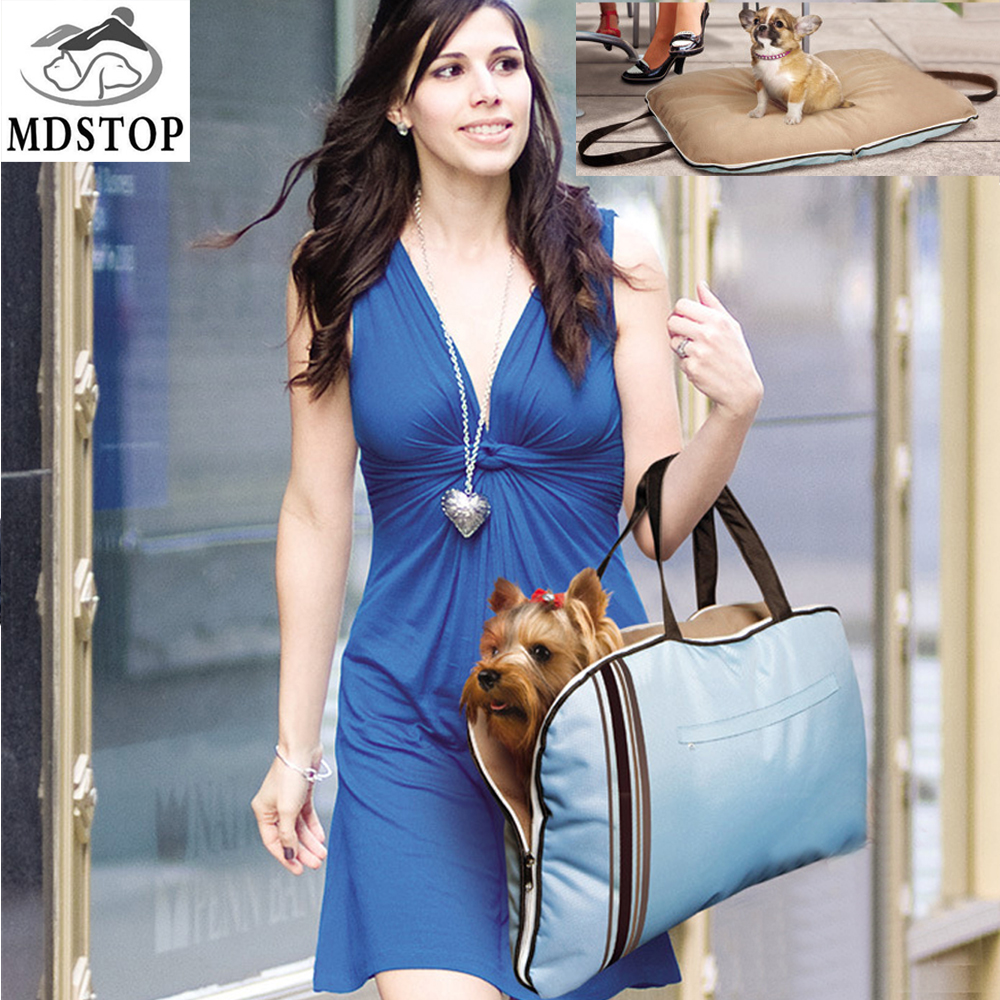 Mutifuction Pet Soft Sided Carrier para Perros, Gatos, Chihuahua, - Productos animales