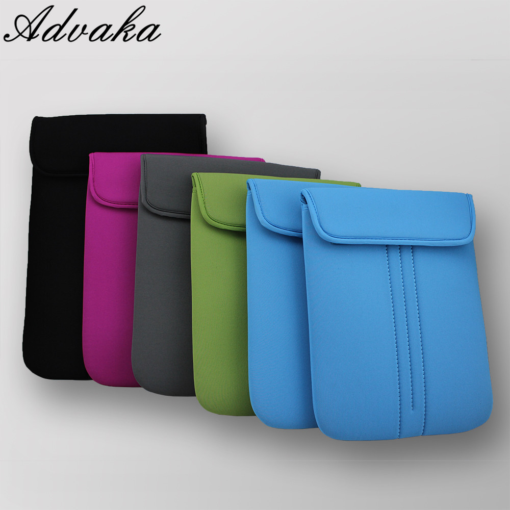 2015 Hot Fashion New Computer Bag Laptop bags For MacBook Pro /Air 10 11 12 13 15 inch laptop protective sleeve  bag five colors