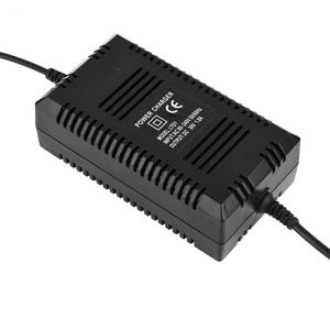 Image 3 - Standard ue 36V 1.8A skuter elektryczny ładowarka 3 Pin XLR żeńskie wtyczka żel realizacji kwas Smart Power szybkie ładowanie 12AH 14AH 20AH