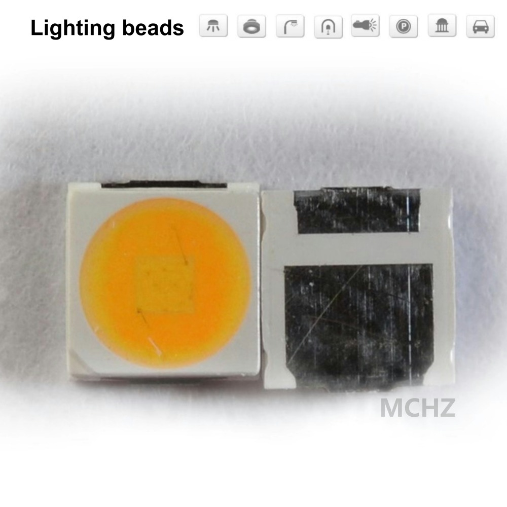 200 pièces OSRAM 3030 2835 3528 2 W naturellement whit SMD/SMT LED SMD 3030 LED montage en saillie 48 V Ultra Birght diode LED puce