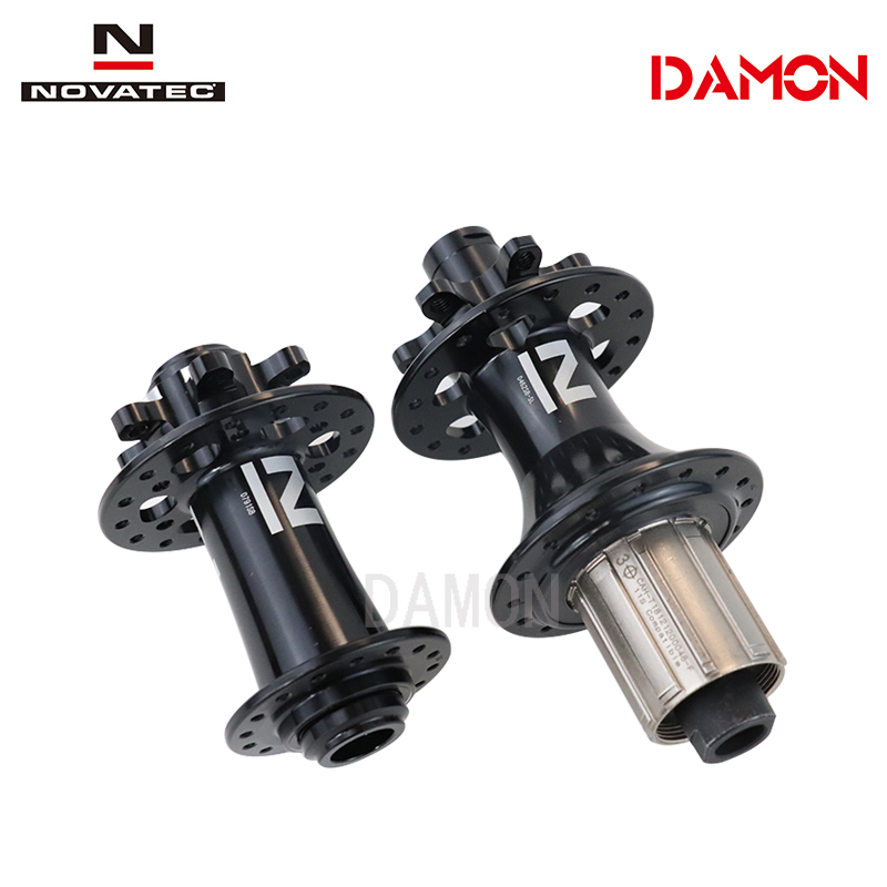 Taiwan Novatec D791SB D791SB-B15 D462SB D462SB-SL-B12 MTB Disc Brake Bicycle Boost Hub 28 32H 110mm 148mm 15mm 12mm 5 Bearings(China)