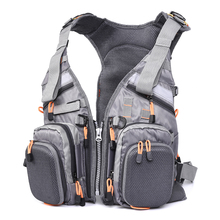 Multifunction Breathable Fast Drying Fishing Vest