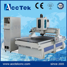High precision atc wood cnc router china, automatic tool change spindle cnc router