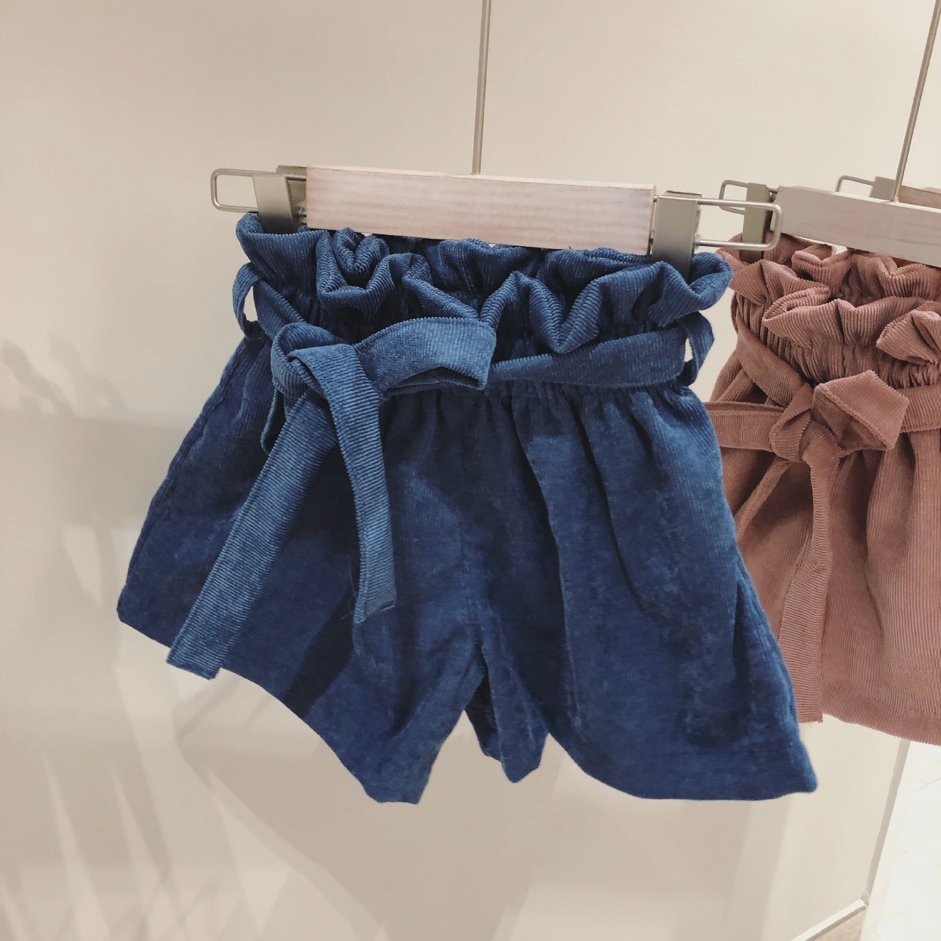 Girl Short Pants Kids Female Baby Candy Colored Shorts Cheap