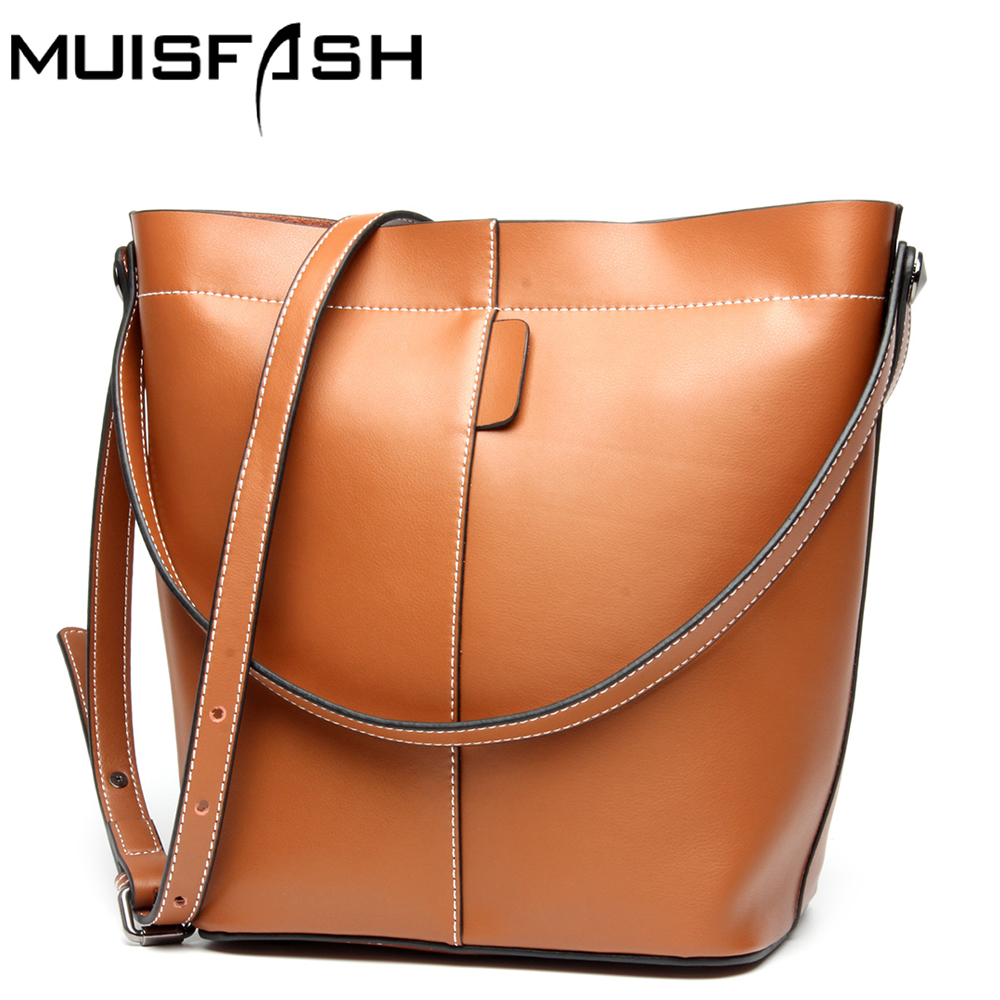 European style genuine leather bags luxury famous brands women handbags designer bolsas messenger bags summer beach pouch LS1302