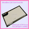 For ASUS VivoBook S550CM Assembly lcd screen LP156WF4 SPB1 LCD touch panel 30pin eDP