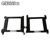 2 Pcs/set Seat Brackets Seat Base Mounting for NISSAN SKYLINE R32 R33 89 98 Driver Side Auto Racing Sport Seats Rails