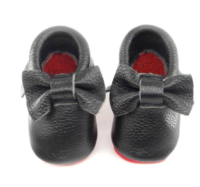 black bow red sole 2