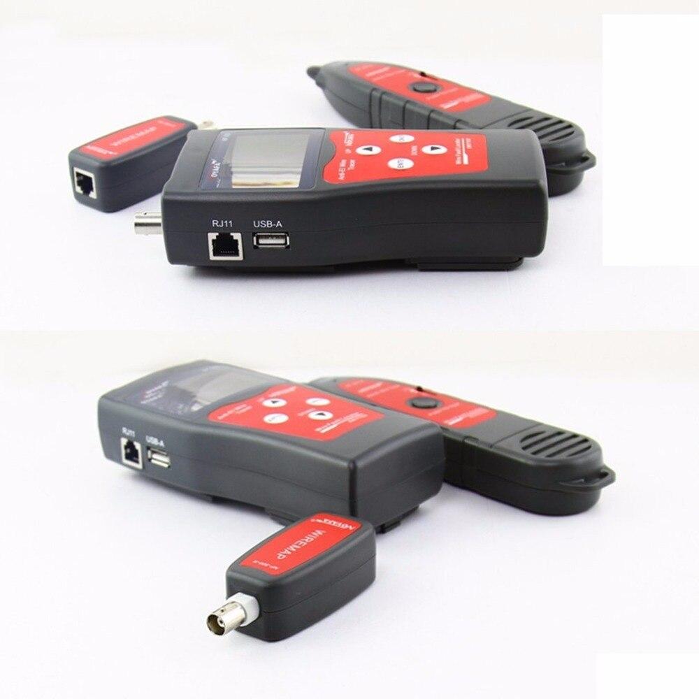 NOFAYA professionnel LAN testeur RJ45 câble longueur testeur réseau surveillance fil Tracker Anti-interférence tonalité traceur offre spéciale - 3