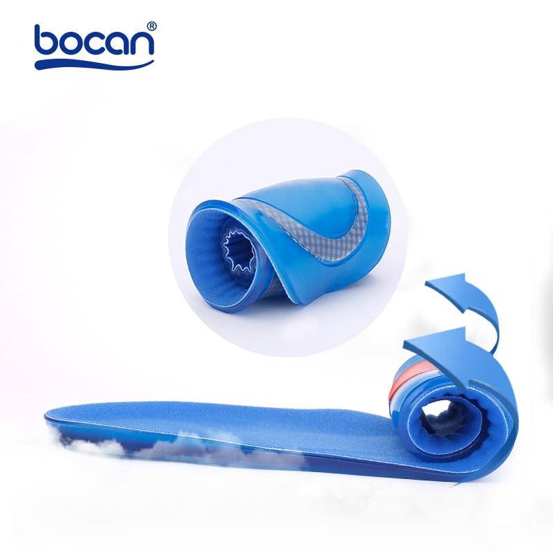 Bocan 2015 silikon jel tabanlık spor ped hava yastığı koşu - Ayakkabı Aksesuarları - Fotoğraf 5