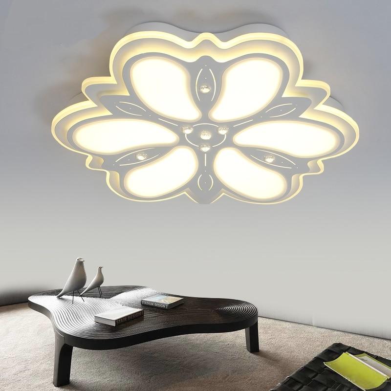 Deckenleuchten Led Deckenleuchten Schlafzimmer Lampe Romantische Kreative Beleuchtung Licht Ton Phalaenopsis Modernen Minimalistischen Wohnzimmer Lu726256