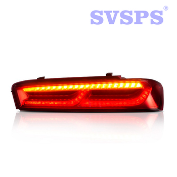High Quality Car Styling Left Right Rear Bumper Lamp Brake Light For Chevrolet Camaro 2015-2017