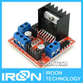 L298N motor driver board module for arduino stepper motor smart car robot