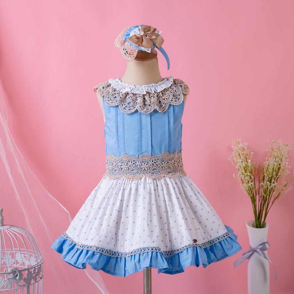 Pettigirl/летние эксклюзивные Детские платья для девочек; винтажное платье принцессы из тюля для маленьких девочек; элегантная детская одежда