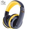 TTLIFE MX666 pk s33 Cancelamento de Ruído Fones De Ouvido fone de Ouvido Bluetooth Sem Fio de ALTA FIDELIDADE de Som 3D Estéreo auriculares Fones de Ouvido Com Microfone