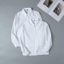 160757423 Compra white long sleeve uniform shirt y disfruta del envío gratuito ...