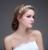 Imagem Real 2016 vestido de Noiva Acessórios Fascinator Casamento Barato Modest Sexy Desgaste Chegam Novas Venda Quente Do Cabelo Do Vintage