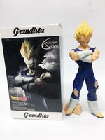 28cm Dragon Ball Z Vegeta action figure PVC toys collection doll anime cartoon model for friend gift