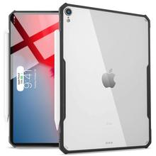 Conelz For iPad Air 3 10.5 Inch 2019 Case Transparent Back Cover Protective Supports Apple Pencil for Pro 2017