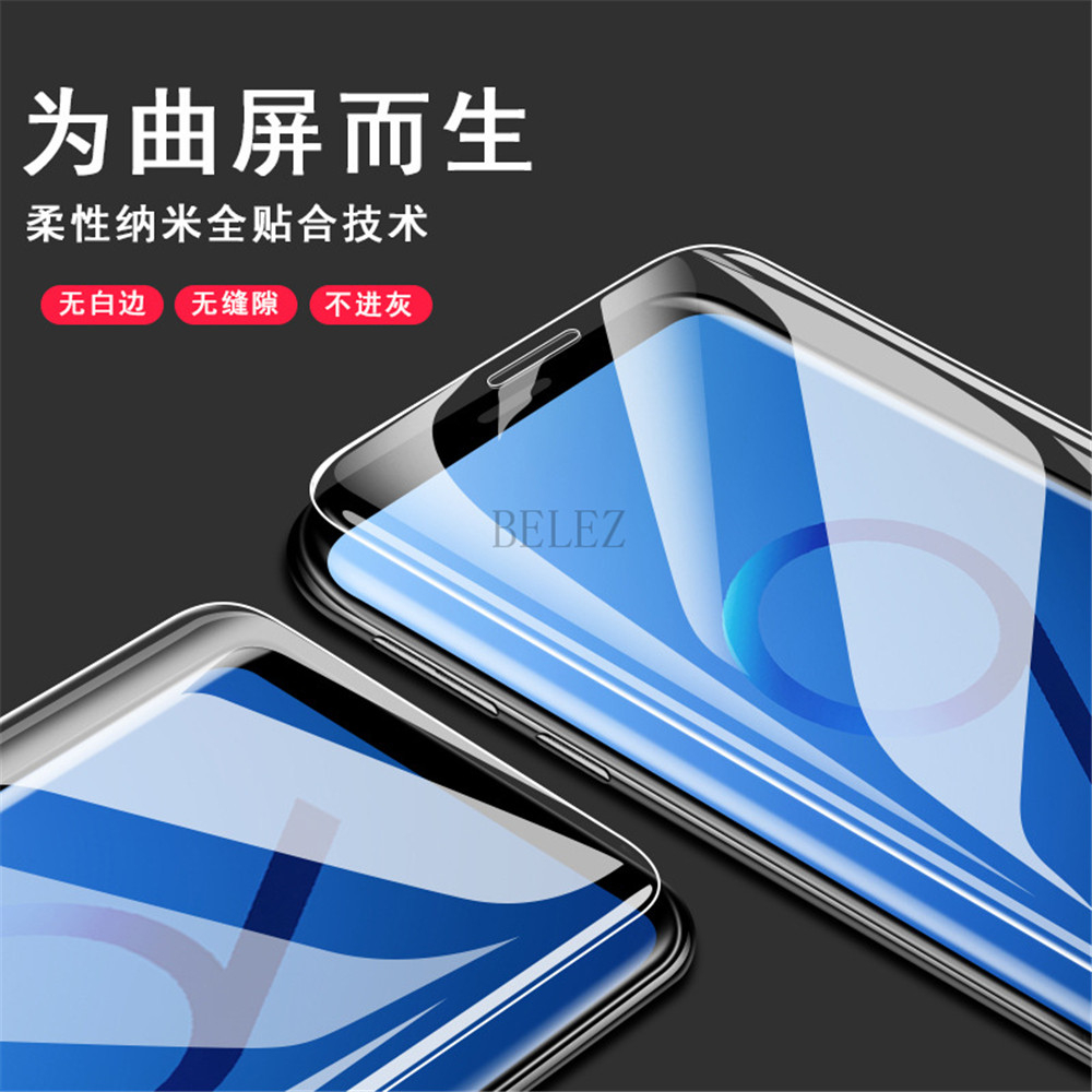 Full Cover Soft Hydrogel Film For Samsung Galaxy A7 2018 A750 Screen Protector For Samsung A3 A5 A7 2016 2017 A9 A6 A8 Plus 2018 06