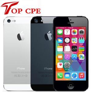 Apple A6 Original iPhone 5 16GB 1gb GSM/WCDMA/LTE Gorilla Glass Dual Core 8MP Used GPS