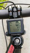 Stylish Computer Speedometer for Bikes
