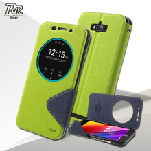 Coque Capa для Asus Zenfone Max ZC550KL случае рев Корея Дневник Посмотреть кожаный чехол телефона для Asus Zenfone Max ZC550KL -5.5 inch