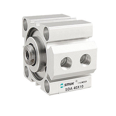 40mm Bore 10mm Stroke Double Action Pneumatic Cylinder Ezdhf bore size 80mm 10mm stroke double action with magnet sda series pneumatic cylinder