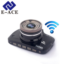 E-ACE Wifi Mini Camera Car Dvr Dash Cam The Camera Automotive Car Video Recorder Full HD Car Camcorder DVR Mirror Recorder Dvrs
