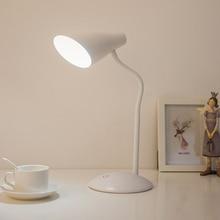 купить 5W 24pcs 2835 LED Desk Lamp Foldable Dimmable Rotatable Eye Care LED Touch-Sensitive Controller USB Charging Port Table Lamp по цене 1608.32 рублей