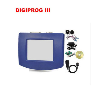 New V4.94 Multi-language Digiprog 3 Digiprog III  Mileage Meter with OBD2 cable