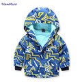 Children Outerwear Windbreaker Spring Autumn Coat And Jackets For Kids Sale Boys Trench Coat Baby Blazer Waterproof Windproof