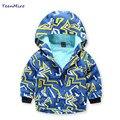 Niños Prendas de abrigo de Primavera Otoño Abrigo Y Chaquetas Para Los Niños de La Venta Niños Trench Coat Bebé Chaqueta a prueba de Viento Impermeable