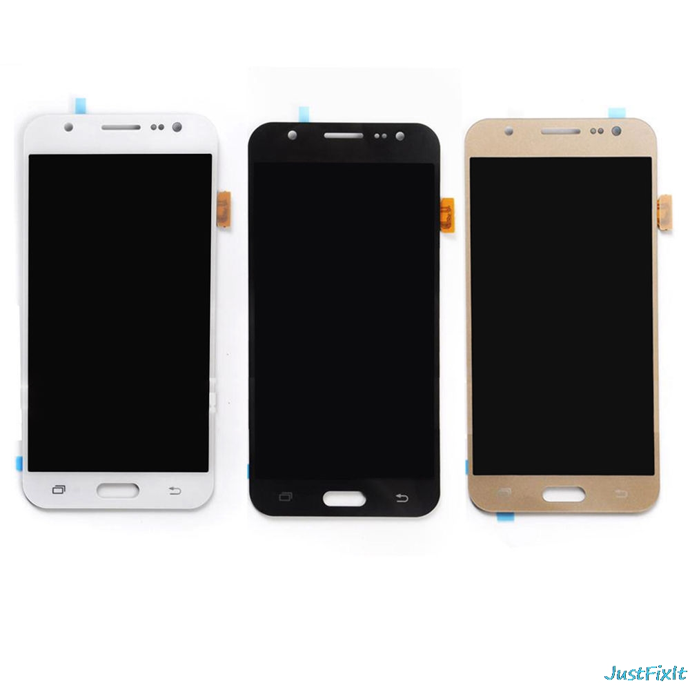 Super <font><b>AMOLED</b></font> LCD For Samsung Galaxy J5 2015 <font><b>J500</b></font> J500F J500FN J500H J500M LCD Display Touch Screen Digitizer 20pins image